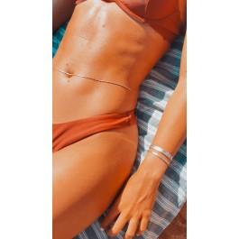 αλυσίδα χειροποίητο κόσμημα χρυσό επίχρυσο ασημένιο bantouvani vintage αλυσίδα μέσης σώματος