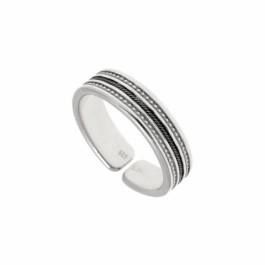 ring δαχτυλιδι ασημενιο silver απλό minimal bantouvani chevalier gregio κοσμήματα unisex αντρικό