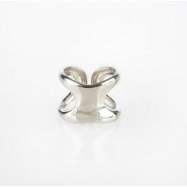ring δαχτυλιδι ασημενιο silver minimal